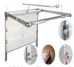 Buy cheap Break Prevention Sectional Overhead Door , Industrial Sectional Overhead Door from wholesalers