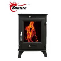 Buy cheap modern wood real fire stove, steel stove for sale from wholesalers