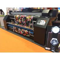 Buy cheap Digital High Speed Inkjet Roll To Roll Textile Printing Machine from wholesalers