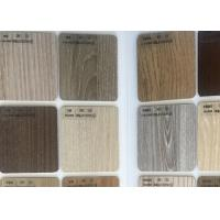 Buy cheap 1.22m*2.44m Department Furniture Wood Melamine Board E1 Exprosso Color from wholesalers