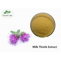 Buy cheap Medicine Plant Extract Powder Silybum Marianum Extract 80% Silymarin Silybin Liver Protect from wholesalers