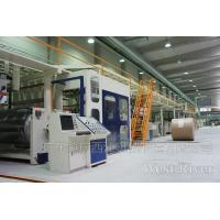 Buy cheap Fully Automatic 5Layer Corrugated cardboard production line Complete Corrugation Machines from wholesalers