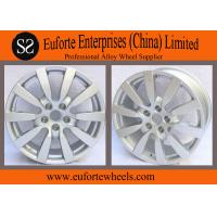 Hyper Silver Car Wheel Rims Double Zero Roulette Wheel Dust Free