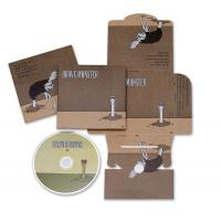 Buy cheap Hot sale CD paper packaging box from wholesalers