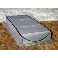 Buy cheap Lightweight Attic Stair Insulation Cover With Two - Side Reflecting Metalized Film from wholesalers