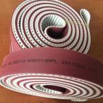 Buy cheap Pu timing belt,open timing belt,flex timing belt,AT10 timing belt with APL from wholesalers