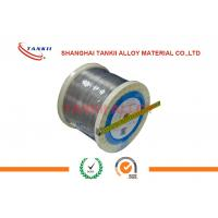 Buy cheap Chromel Constantan Thermocouple Bare Wire 20awg For Extension Thermocouple Cable from wholesalers