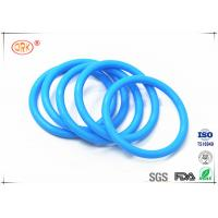 Buy cheap Durable Tasteless Rubber Silicone O Rings Anti Dust 30 - 85 Shore Hardness from wholesalers
