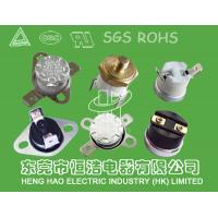 Buy cheap temperature switch for electric iron, thermostat for steam oven from wholesalers