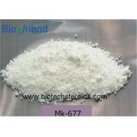Buy cheap White Powder Body Builder Sarms Steroids MK-677 Ibutamoren selective androgen receptor modulators from wholesalers