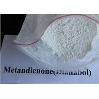 Buy cheap Healthy Oral Anabolic Steroids Powder Dianabol 72-63-9 Metandienone Bodybuilding Supplements from wholesalers