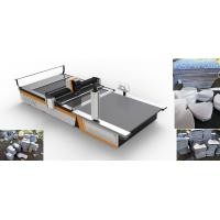 Buy cheap High Speed Automatic Cloth Cutting Machine For Stuffed Toys Garment Industry product