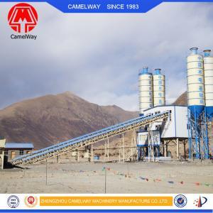 Buy cheap Hot sale HZS90 90m3/h Ready Mixed Concrete Batching Plant/Construction concrete mixer product