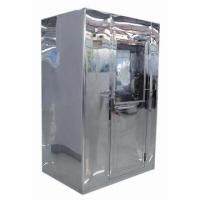 Buy cheap Stainless steel industrial air shower for clean room product