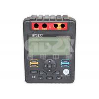 Buy cheap 5KV 1000G Ohm Digital Earth Insulation Tester Megger Meter Voltage Auto Release Function from wholesalers