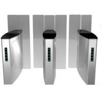 Buy cheap Optical full height glass turnstile from wholesalers