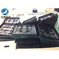 Buy cheap Shiny Black Vacuum Formed Plastic Products Service Vacuum Formed Trays from wholesalers