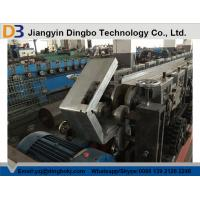 Buy cheap Professional Auto Fire / Vane Smoke Damper Roll Forming Machine Square / Rectangle Duct from wholesalers