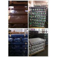 Buy cheap Spun Rayon Plain dyed, T/C, T/R suiting fabric, THobe robe fabric double packing, roll packing from wholesalers