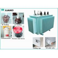 Buy cheap three phase Oil Immersed Power Transformer 10KV grade 380v 80KVA from wholesalers