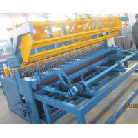Buy cheap Welded Panel Fence Machine from wholesalers