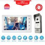 Buy cheap Wired Video Door Phone Doorbell Intercom camera doorbell with  Night Vision,Support unlock,Record,snapshot functions from wholesalers