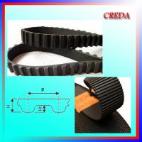 Buy cheap timing belt power transmission belt rubber belt from wholesalers