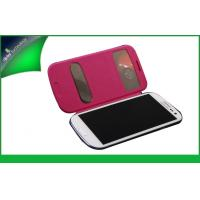 Buy cheap Ultrathin Mobile Phone Leather Cases , Samsung Galaxy S3 I9300 Battery Cover from wholesalers
