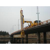Buy cheap 22m 390HP Platform Type Bridge Inspection  Vehicle VOLVO FM400 8X4 from wholesalers