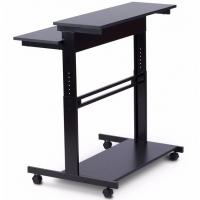 Buy cheap Lifting Up Modern Furniture Table Adjustabole Height Stainless Computer Desk from wholesalers