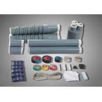 Buy cheap Silicon Rubber Cold Shrink Termination Kit / Cold Shrink Tubing High Voltage from wholesalers