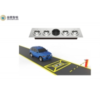 Buy cheap 24VDC 150W 5000*2048 Pixels Under Vehicle Surveillance System from wholesalers