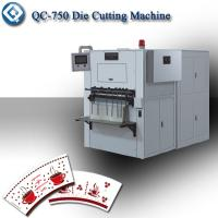 Buy cheap High Precision Low Waste Die Cutting Machines For Paper Cup 750x270 mm from wholesalers