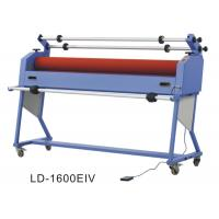 Buy cheap 50W Electric Automatic Roll Laminator Machine Release Liner Take - Up LD-1600EIV-L from wholesalers