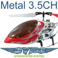 Buy cheap Newest Toy Helicopter - 3.5 Channel Metal Mini RC Helicopter Toy from wholesalers