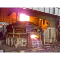 Buy cheap Fireproof material customizable large electric arc furnace / heat treatment furnaces  EAF from wholesalers