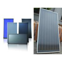 China solar water heating flat panel collector on sale