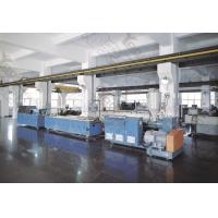 Buy cheap Double Screw Wpc Profile Extrusion Machine , Pvc Profile Extrusion Line from wholesalers