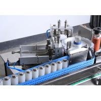 Buy cheap 220V / 380V Food Processing Equipment , Carton Labeling Machine For Food Industry product