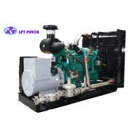 Buy cheap 200kW Gas Generators with Turbine Cummins Diesel Engine and Stamford Alternator Used for Farm from wholesalers