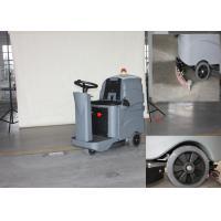 Sturdy Floor Cleaning Scrubber Machine , Auto Floor Scrubbing Machines
