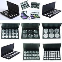 Buy cheap Empty Lipstick Palette Case , Empty Eyeshadow Box With Brushes / Mirror from wholesalers