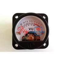Buy cheap Newly Design Tube AMP Parts SO-45 500VU VU Panel Meter 51mm Diagonal Line Distance from wholesalers