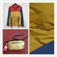 Buy cheap Environmentally Friendly Outdoor Clothing Sustainable Polyester Made With YKK Zippers product