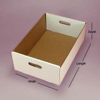 Buy cheap Cake Box Baked Food Cookies Packaging Tray Box from wholesalers