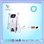 Buy cheap e-light ipl rf+nd yag laser multifunction device beauty machine from wholesalers