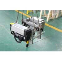 Buy cheap 1.5 Ton Light Duty Electric Hoist For Theater Electric Hoist Rain Cover from wholesalers