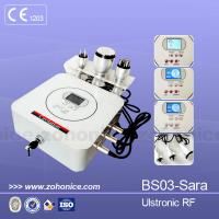 Buy cheap 40K Cavitation sound Fat Burning Machine , Fat Lose Vacuum Cavitation Equipment from wholesalers