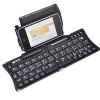 Buy cheap Folding Portable Bluetooth Keyboard Ultra-light Keyboard for laptop from wholesalers