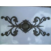 Buy cheap Cast iron fence parts from wholesalers